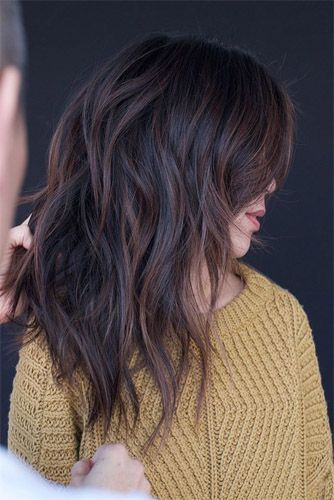 18 Glamorous Shoulder Size Haircuts You will Love – Web page 6 of seven