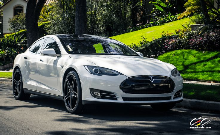 22 inch cec wheels on the tesla model s my boy 39 s best friend pinterest wheels and cars. Black Bedroom Furniture Sets. Home Design Ideas