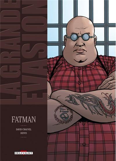 Fatman, un enrobé qui a l'étoffe des héros - http://www.ligneclaire.info/fatmann-un-gros-qui-a-letoffe-des-ge-1826.html