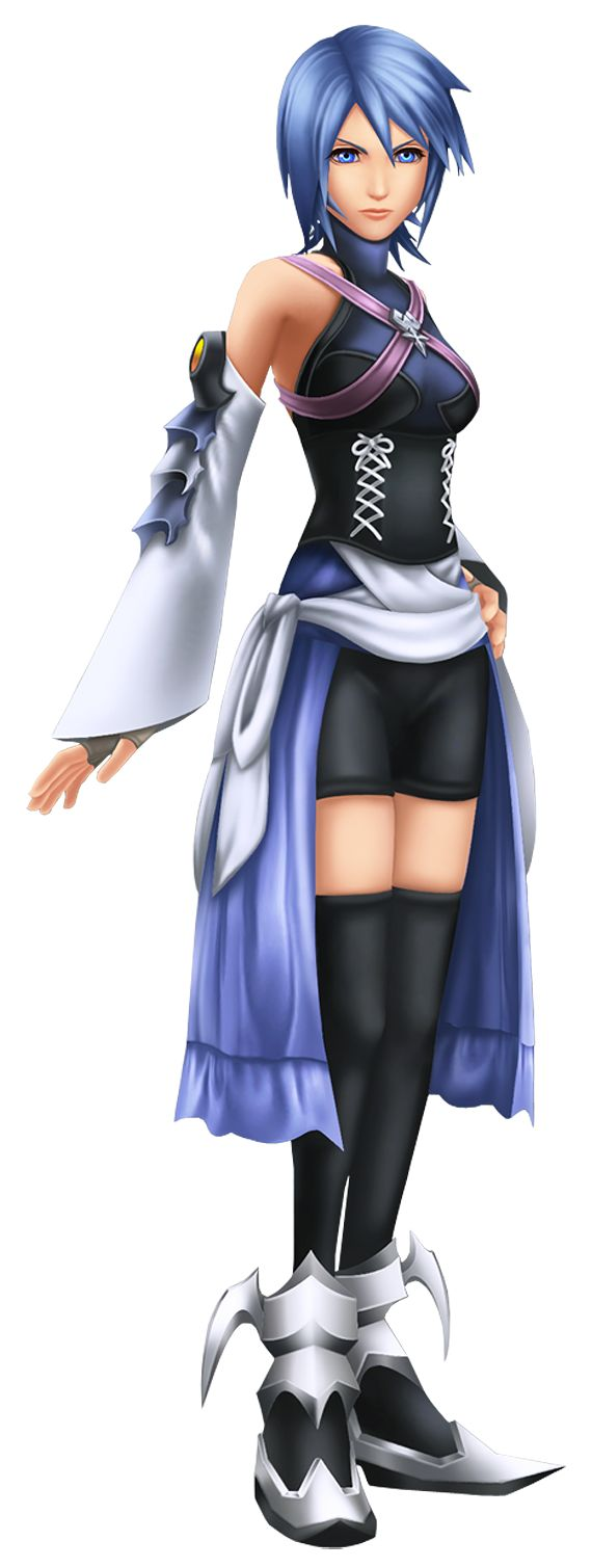 kingdom hearts aqua - Google Search