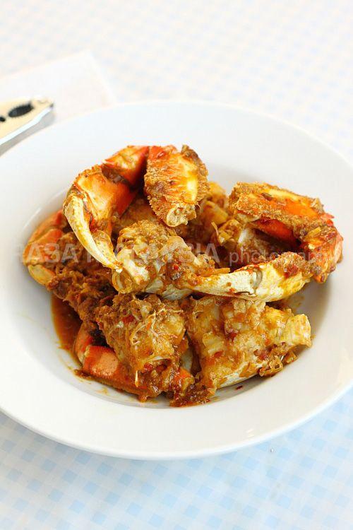 Chili Crab | Chili Crab Recipe | Easy Asian Recipes at RasaMalaysia.com
