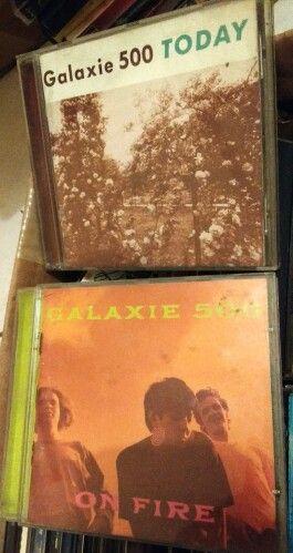 Galaxie 500, dois albuns: On Fire (2001) e (2000)  R$ 4,00 cada dois por R$ 6,00 #music