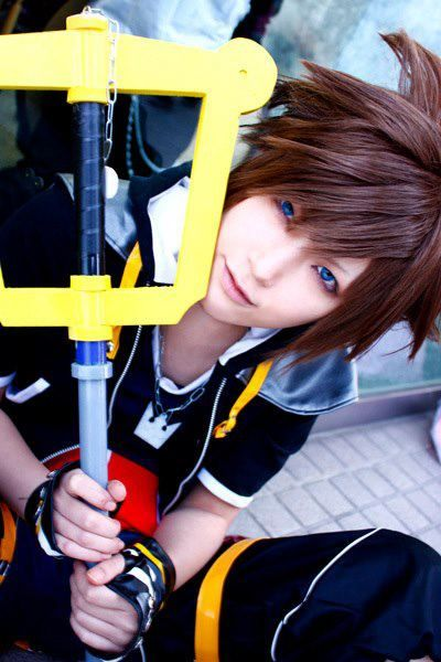 My husbando... After Roxas and Ventus though (≧∇≦)