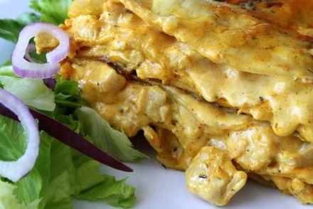 Krämig kycklinglasagne | Jennys Matblogg | Damernas Värld