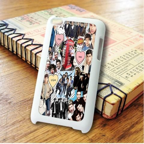 One Direction Collage iPod 4 Touch Case
