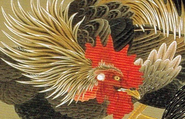 06_紫陽花双鶏図-0002