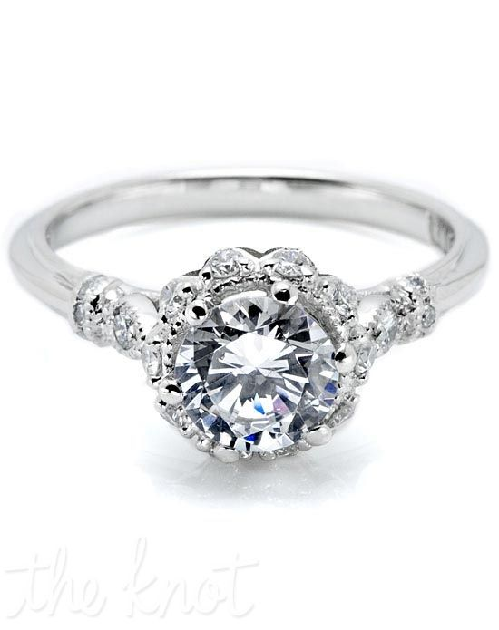 Tacori Engagement Rings Diamond With Blue Shire As Center Stone Find This Pin And More On 15 Year Anniversary