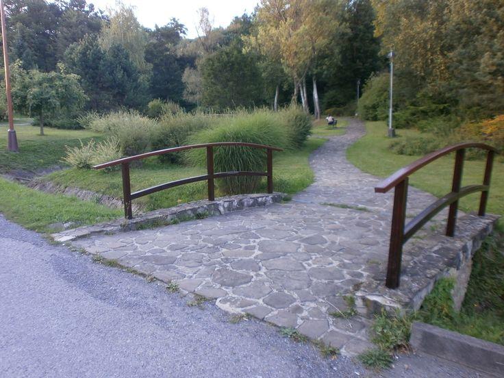 Park, Bardejovské kúpele
