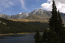 I've been to Colorado 4 times, this is Mount Elbert near Telluride