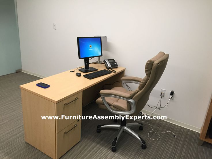 assembled office desks. BBF Office Desk And Chair From Staples Assembled For The Washington DC Department Of Human Services Desks T