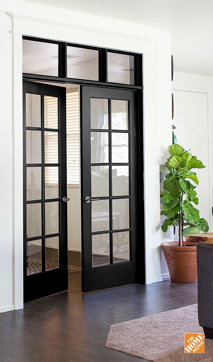 Installing French Doors with a DIY Transom Window221 best Doors   Windows images on Pinterest   Barn doors  . Replace Bathroom Window Diy. Home Design Ideas
