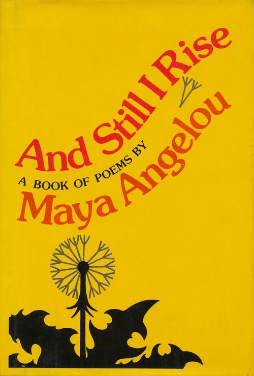 ... Maya Angelou | First Edition; First Printing | Good Books in the Woods