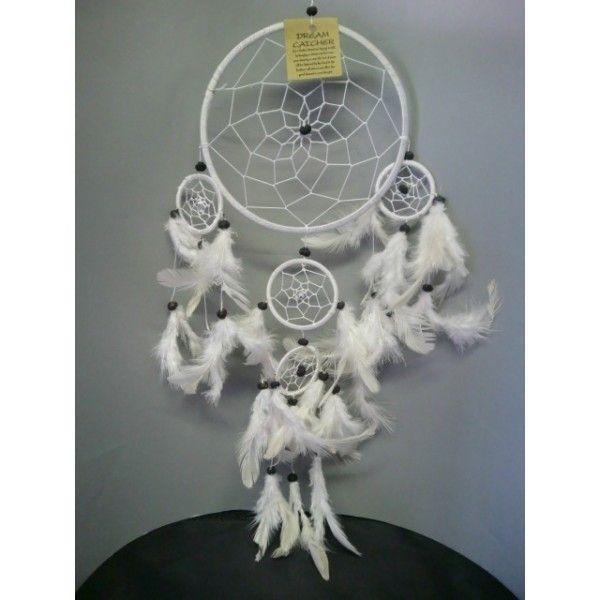 Dromenvanger Witte veren