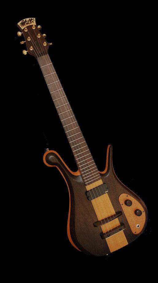 Guitar by Letts Custom Basses