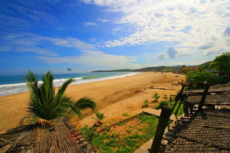 Playa Punta Sal, Peru.....Christmas trip