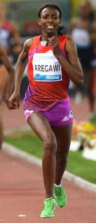 The newly emerged Ethiopian athlete, Abeba Argawi, who won the 1,500 meter diamond league in Rome in May 2012    The Swedish government, moreover, wrote a letter to IAAF saying that she would represent Sweden for the London Olympics.