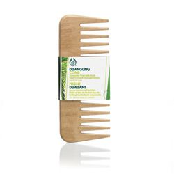 Detangling Wooden Hair Comb - Hair Care | The Body Shop ®