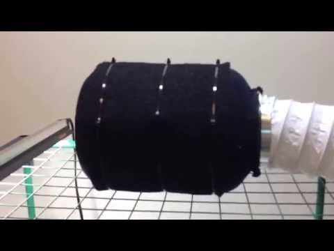 Cheap home made Marijuana grow tent..Growing Cannabis using CFL's and T5 bulbs - YouTube