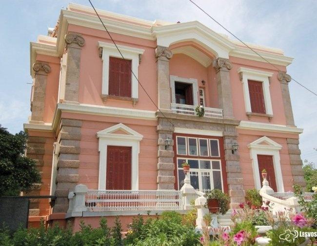 Μansion - Makris Gialos, Mytilene _ Lesvos Island