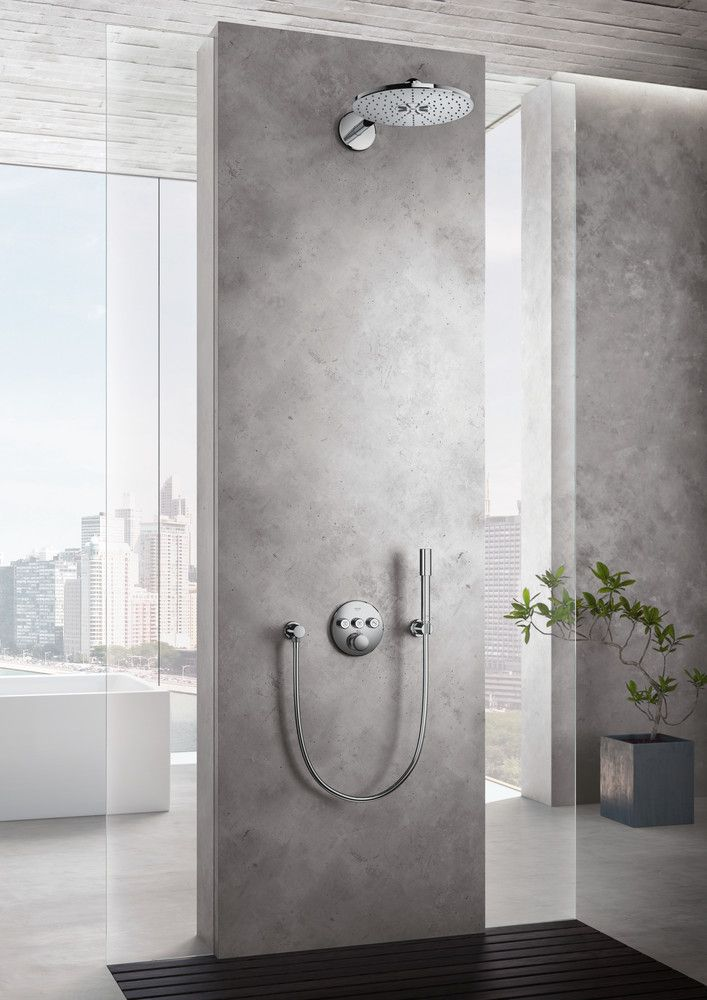 Grohe Grohtherm Smartcontrol Luxury Shower System Review With