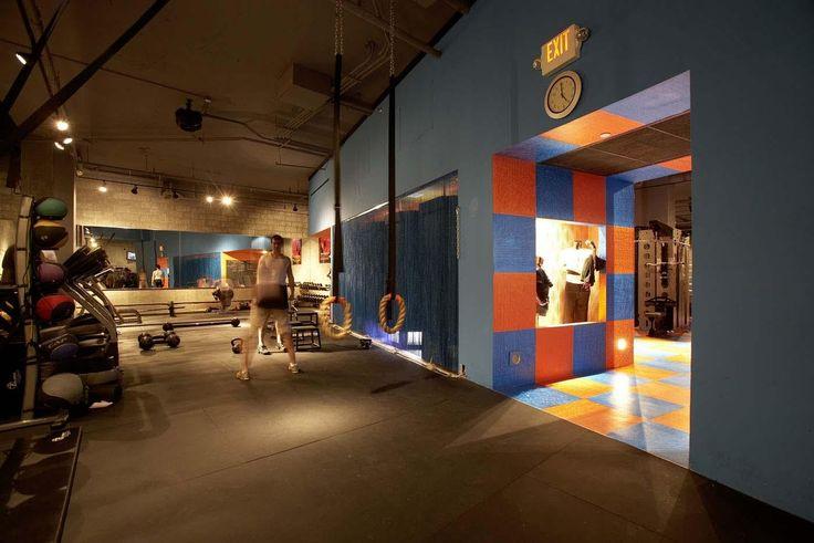 The Most Impressive Crossfit Gym Design - MyHomeImprovement