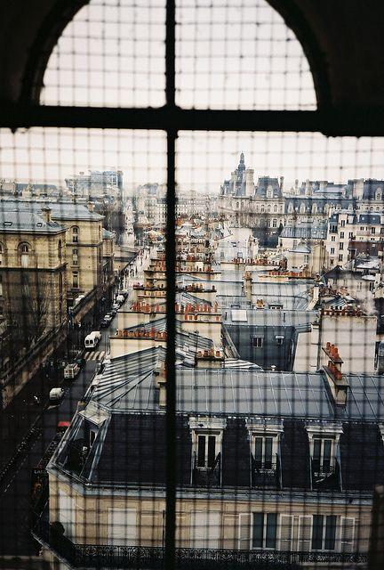 Paris / photo by Michelle Fleming