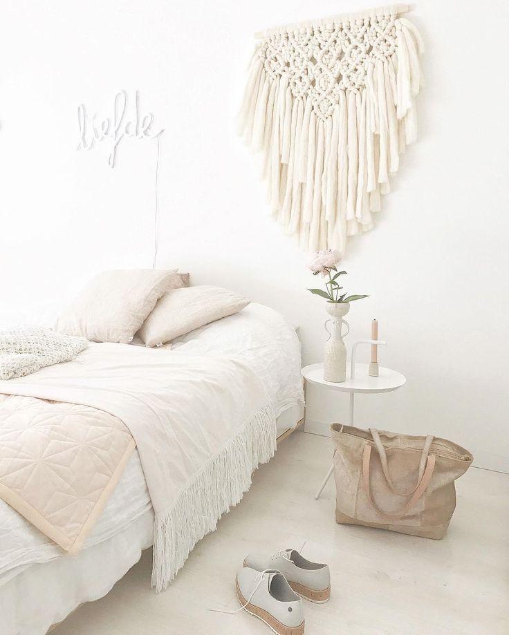 183 best u0027White livingu0027 Interior in Weiß images on Pinterest - wohnzimmer weis creme