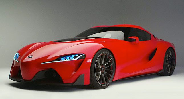 Toyota May Leave Subaru in the Dust for BMW Sports Car Partnership ...