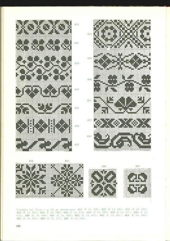51 best knitting graph images on Pinterest | Stricken, Backpacks ...