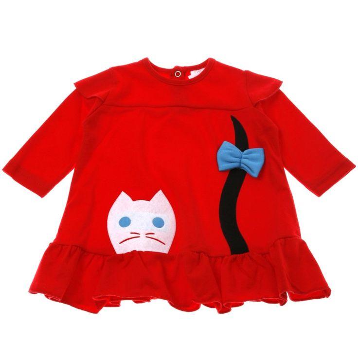 Scarabeo βρεφικό φόρεμα «Kitten Tail»  €14,90