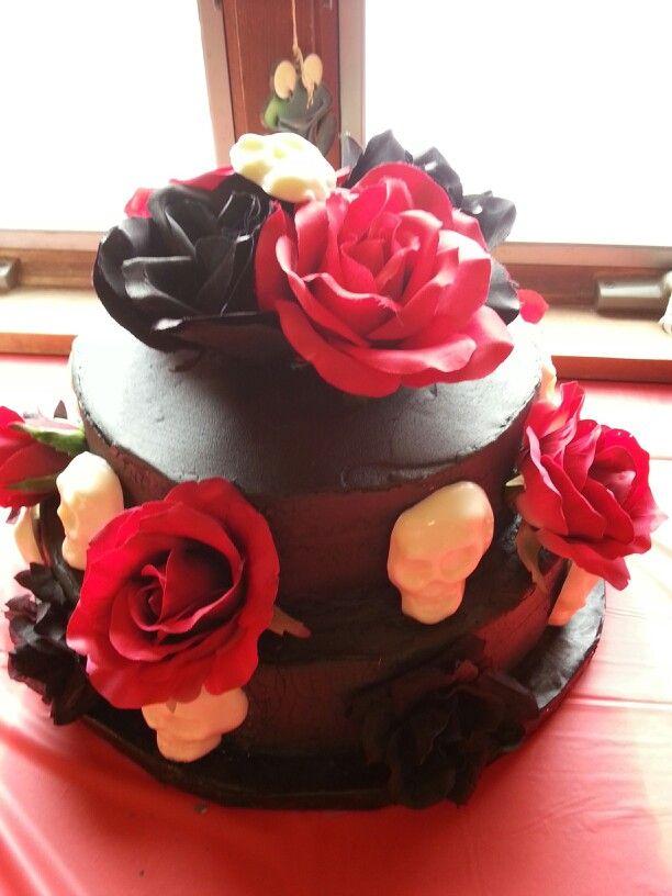 B Day Cake Decoration : B day cake I made!! Cake ideas Pinterest