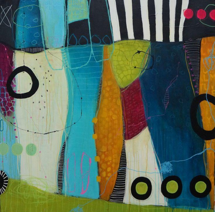 #art #Kunst #painting. Abstract art.