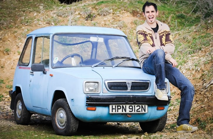 Enfield Electric Car From The S Car Pinterest