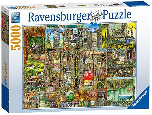 Ravensburger Colin Thompson: Bizarre Town Jigsaw Puzzle (5000 Piece)