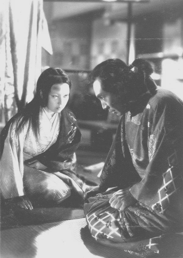 溝口健二作品「雨月物語」で、私、内弟子助監督がした仕事(宮嶋八蔵)