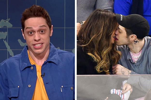 Here S What Pete Davidson Had To Say To Critics Of His