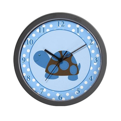 Decorate any room in your home or office with our 10 inch wall clock. Black plastic case. RePrice - $18.00