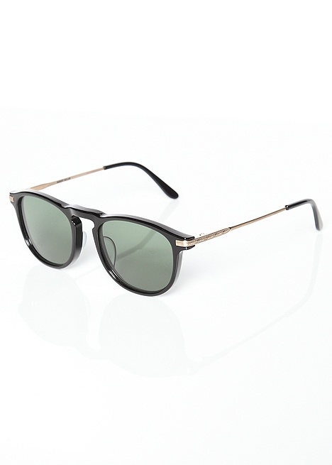 Blackbird - Robert Geller - Oskar Sunglasses in Black