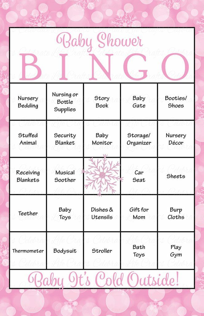 It's just a graphic of Impeccable Baby Bingo Printable