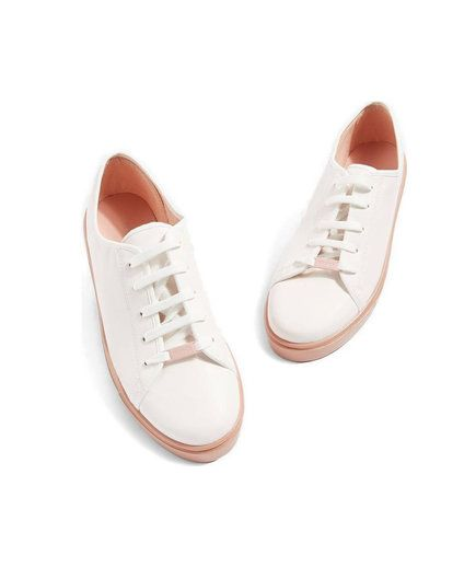 Pink Waterproof Sneakers | Buy these waterproof shoes for stormy days—but they're so comfy, you may end up wearing them no matter the weather.