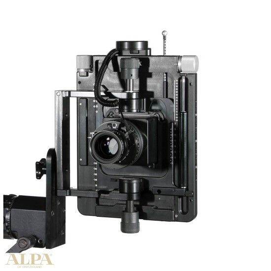 ALPA of Switzerland - Manufacturers of remarkable cameras - ALPA 12 XY