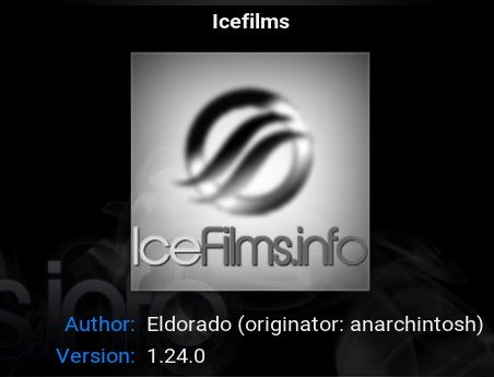 What is Icefilms?