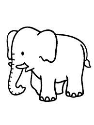elephant drawing for kids google search - Drawing Sketch For Kids