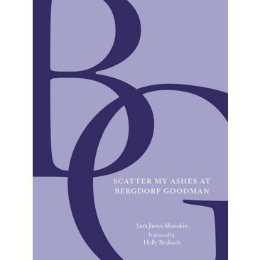 Check out this item at One Kings Lane! Scatter My Ashes at Bergdorf Goodman