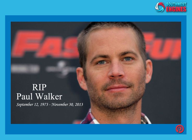 #SWEngines Paul Walker was more than just an actor and a person who loved fast cars!