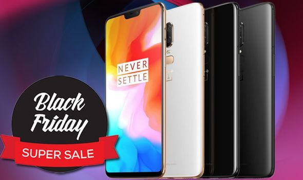 Oneplus 6 Black Prices Slashed Best Deals On Oneplus Smartphones Revealed Tech Technology Oneplus Smartphone Reveal