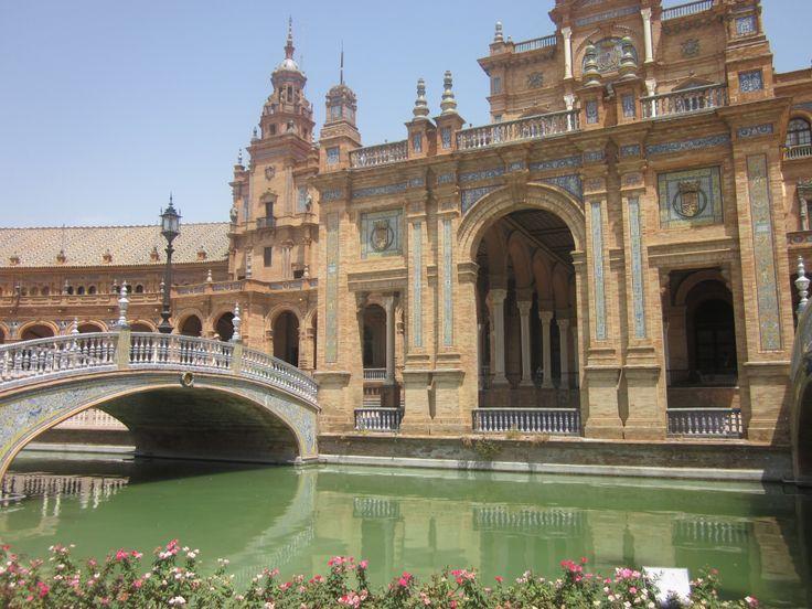 Plaza de Espana #Sevilla