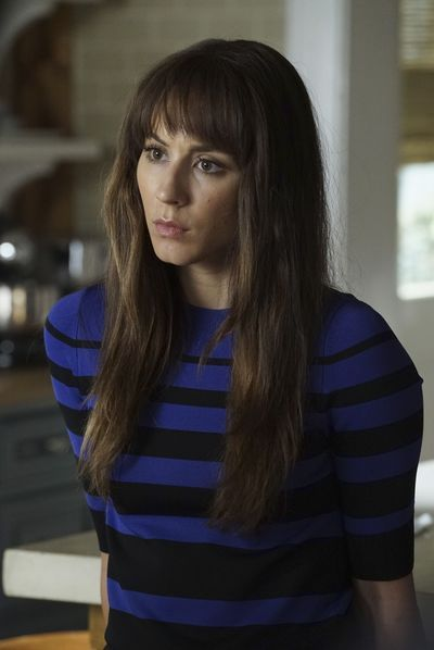 Troian Bellisario - PLL New Still - 7x10 'The DArkest Knight'
