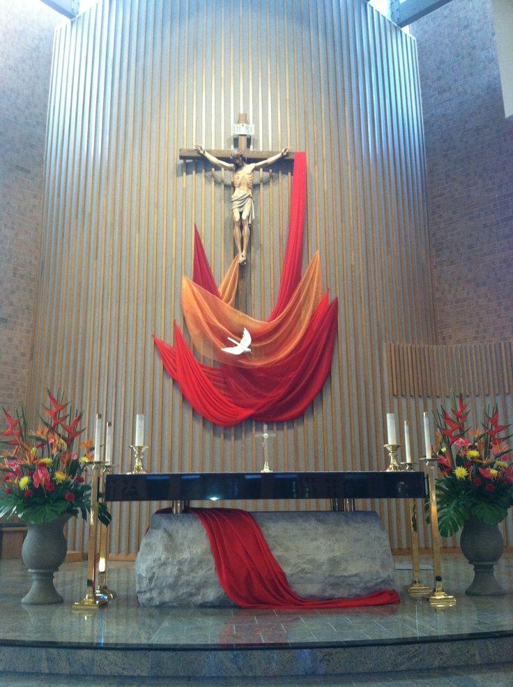 pentecost time