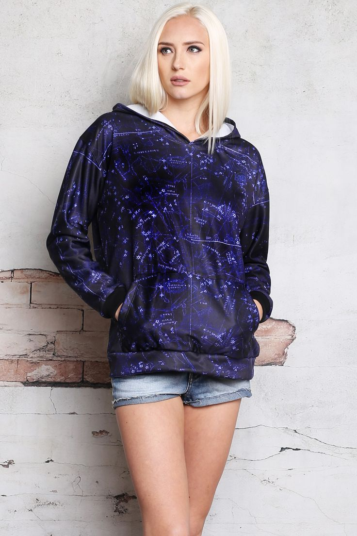 Constellation Hoodie - AUD $99.00